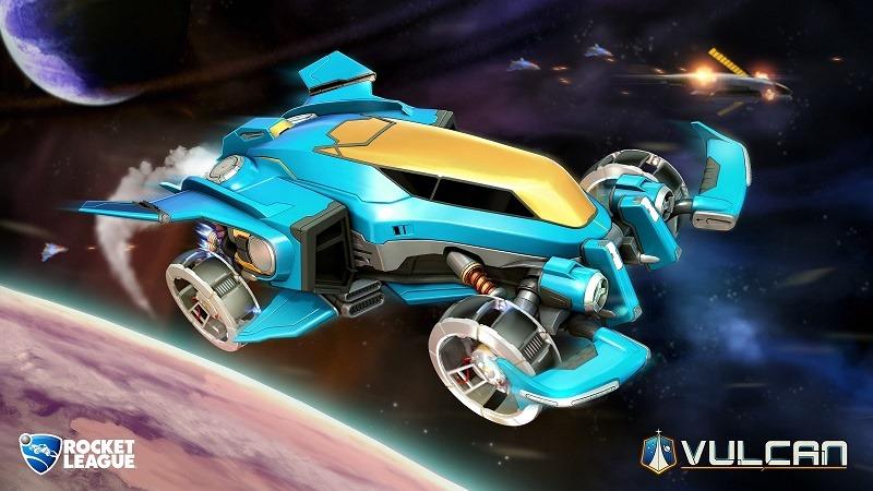 Vulcan Rocket League