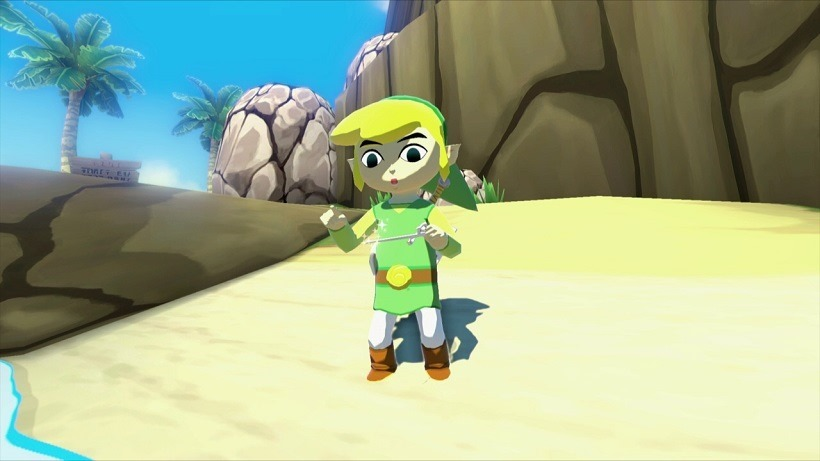 Wind Waker could've had a sequel 2