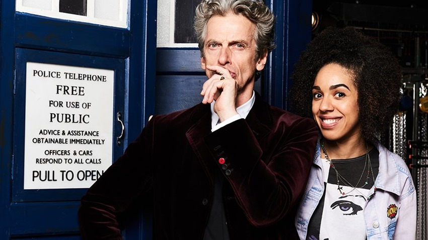 Capaldi Doc Who (1)
