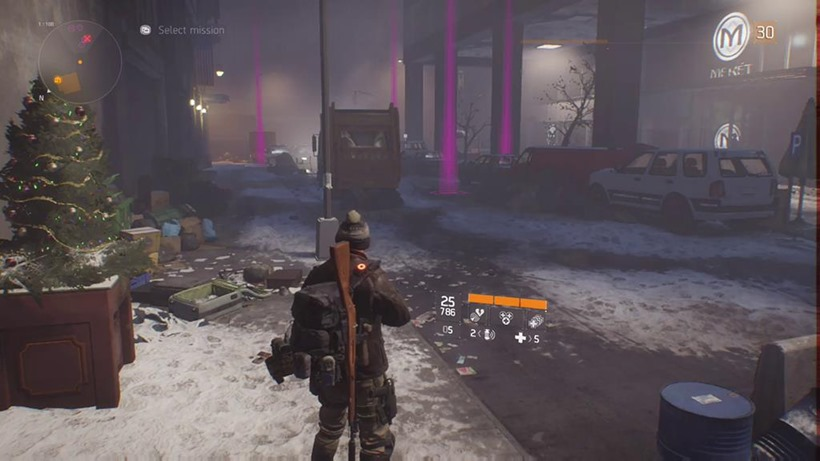 The Division has its own loot and Phoenix Credit cave