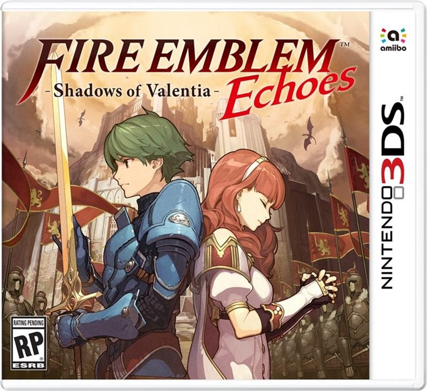Fire Emblem (4)