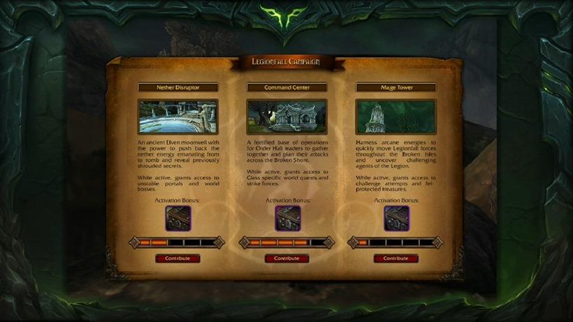 Legionfall campaign
