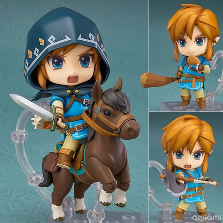 Nendoroid Breath of the Wild Link 2