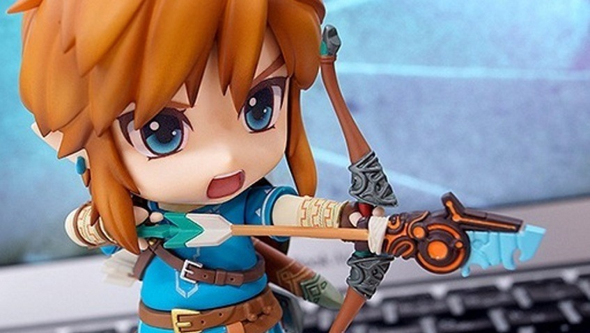 Nendoroid Breath of the Wild Link 4