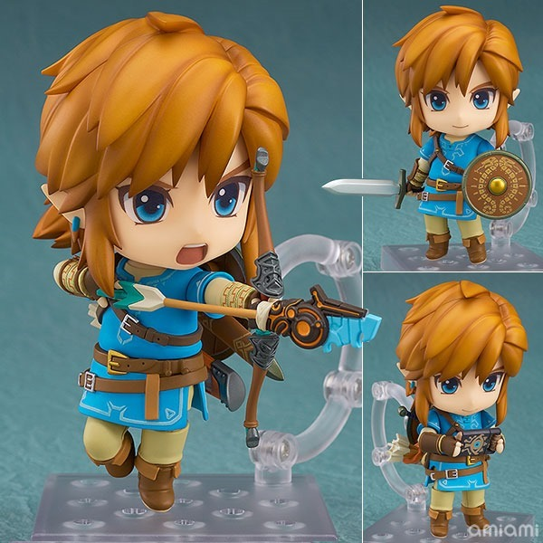 Nendoroid Breath of the Wild Link