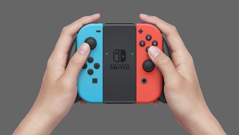 Nintendo JoyCon Grip can't charge your JoyCon
