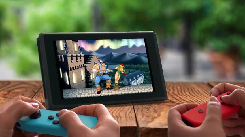 Nintendo defends Switch launch line up 3