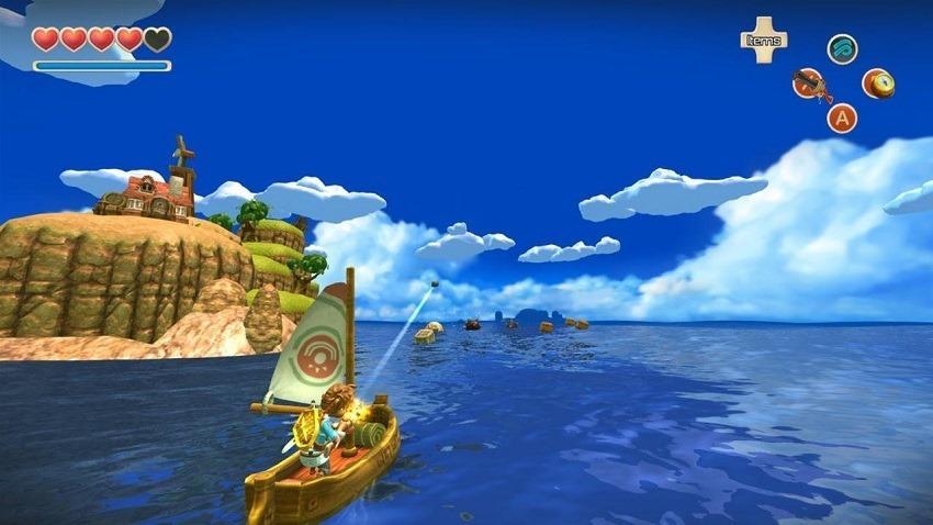 Oceanhorn coming to Nintendo Switch