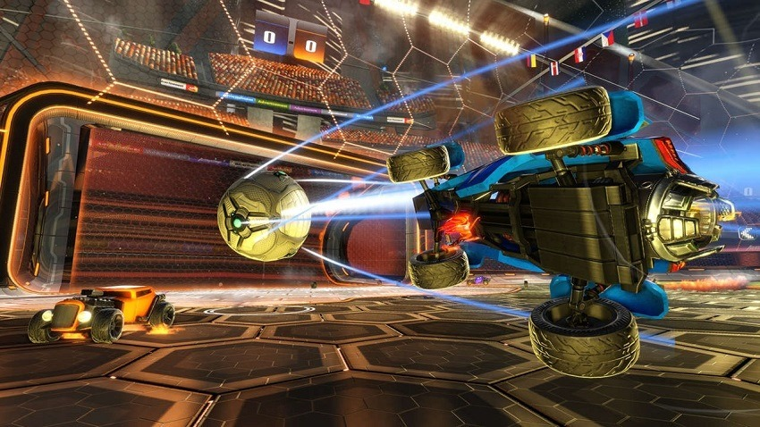 Rocket League not certain for Switch just yet 2