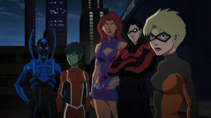 Teen Titans Judas Contract (1)