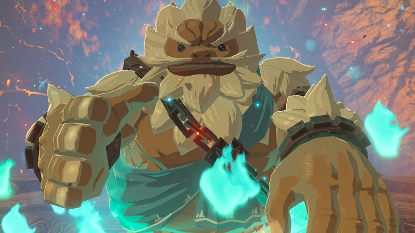 The Legend of Zelda Breath of the Wild Wii U difference