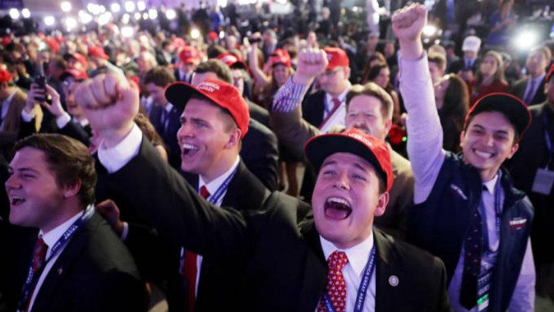 Trump supporters win