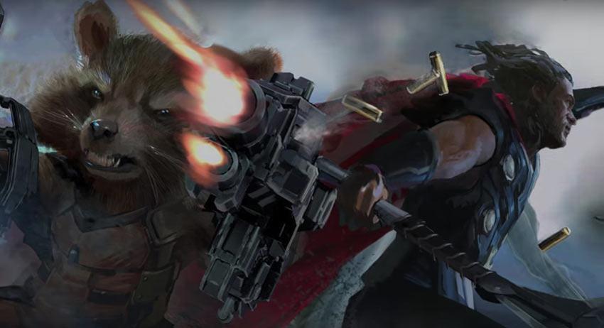 Avengers-Infinity-Thor