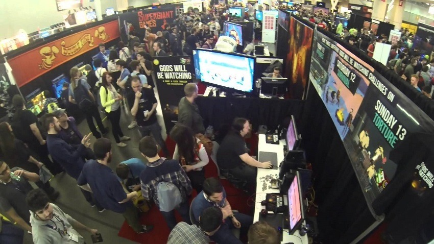Devolver will demo games from banned travellers at GDC