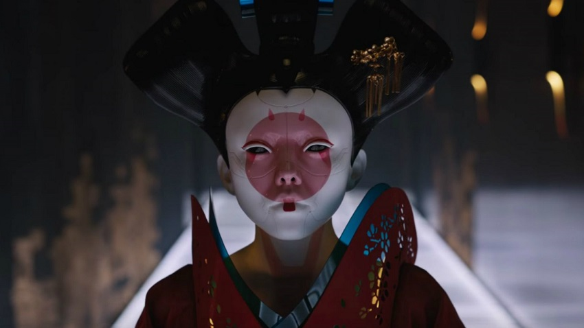 Ghost in the Shell gets a proper trailer 2