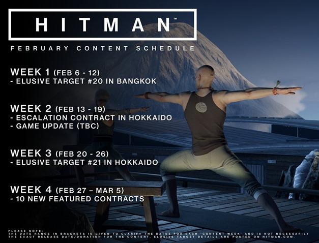 Hitman Feb