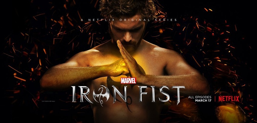 Iron Fist header