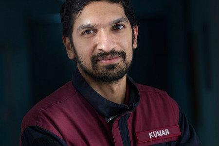 Kumar astronaut