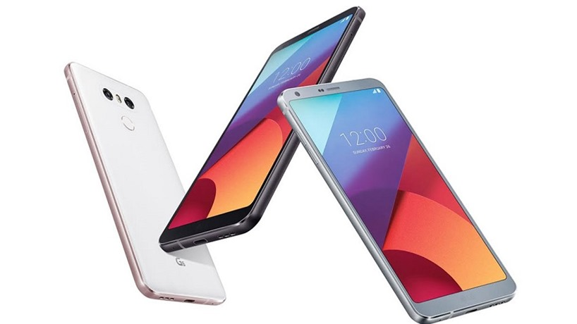 LG G6 comes out the gates kicking 2