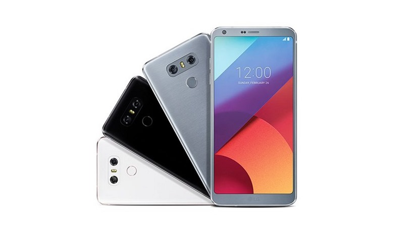 LG G6 comes out the gates kicking 3