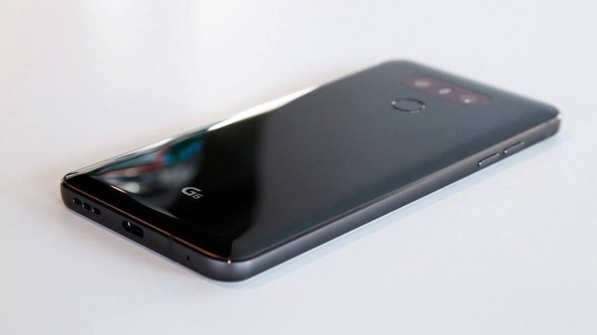 LG G6 comes out the gates kicking