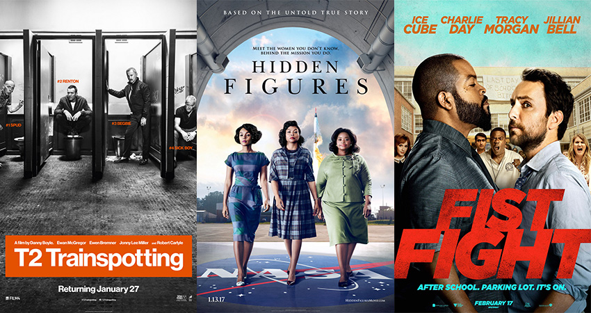 Movies out today 24 February 2017