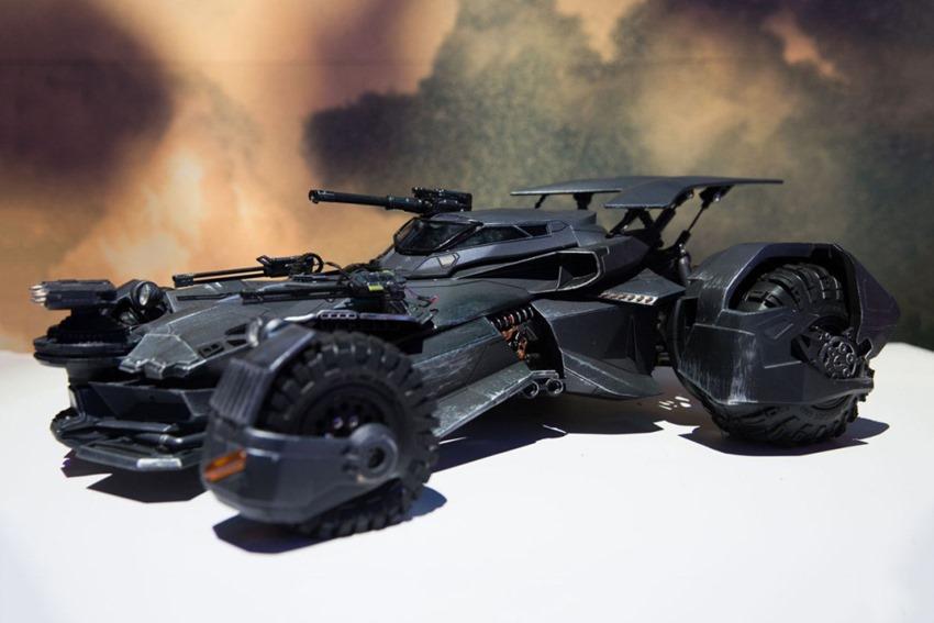 Matel Batmobile (1)