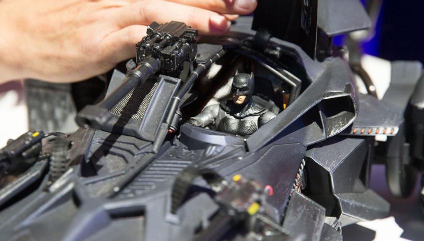Matel Batmobile (2)