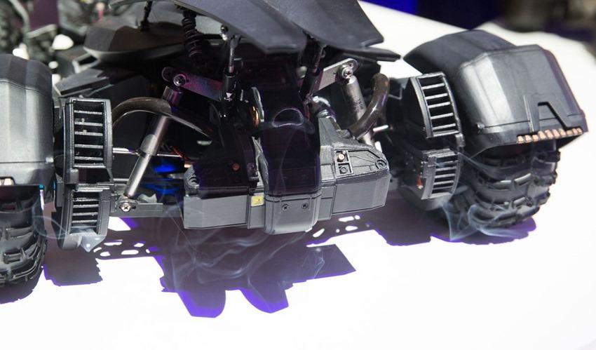 Matel Batmobile (3)