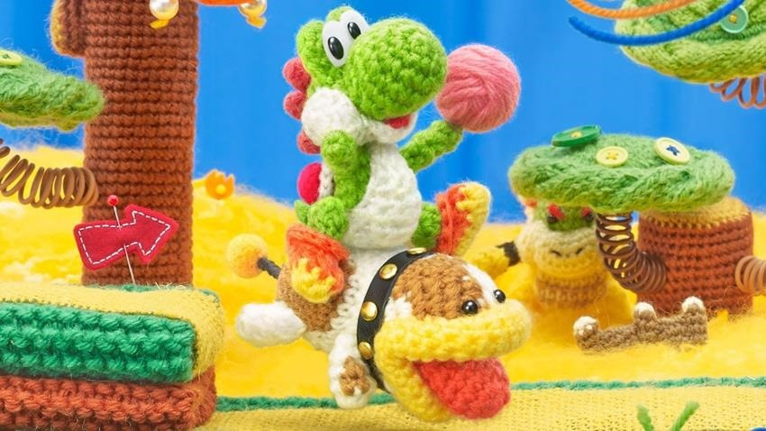 Poochy and Yoshi's Woolly World Review 3