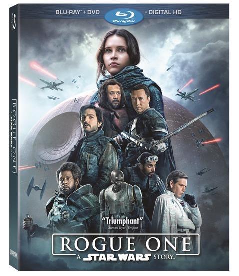 Rogue One Blu Ray (2)