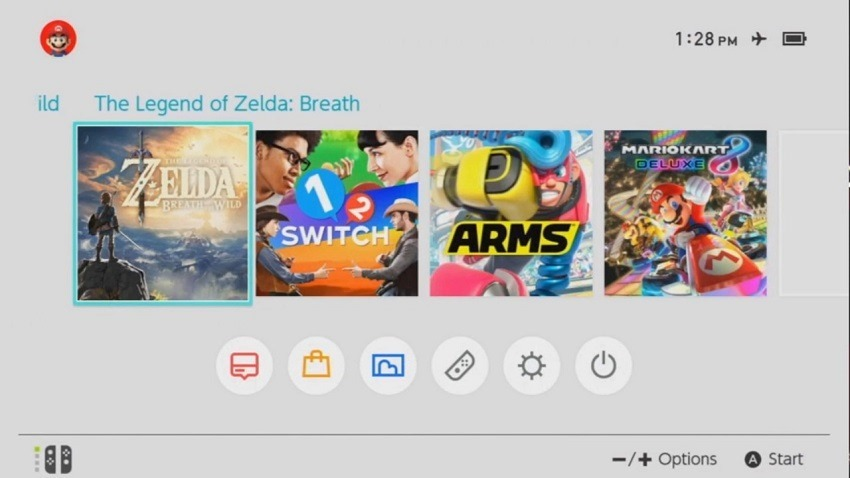 Switch UI shown off properly for the first time