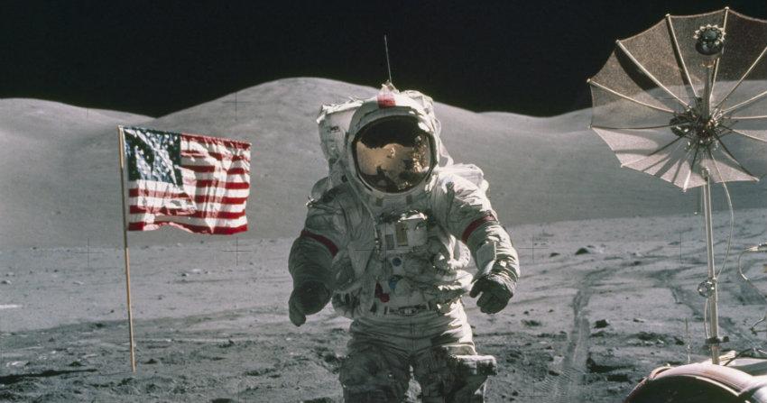 Apollo space program