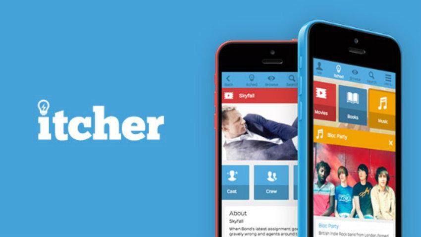 Itcher app banner