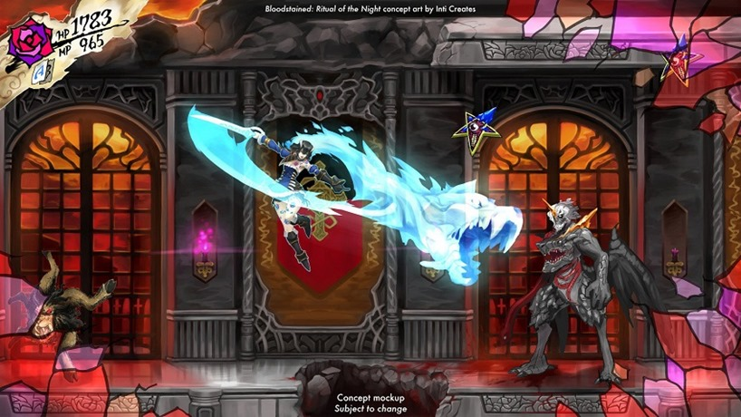 Bloodstained skipping Wii U, now coming to Switch