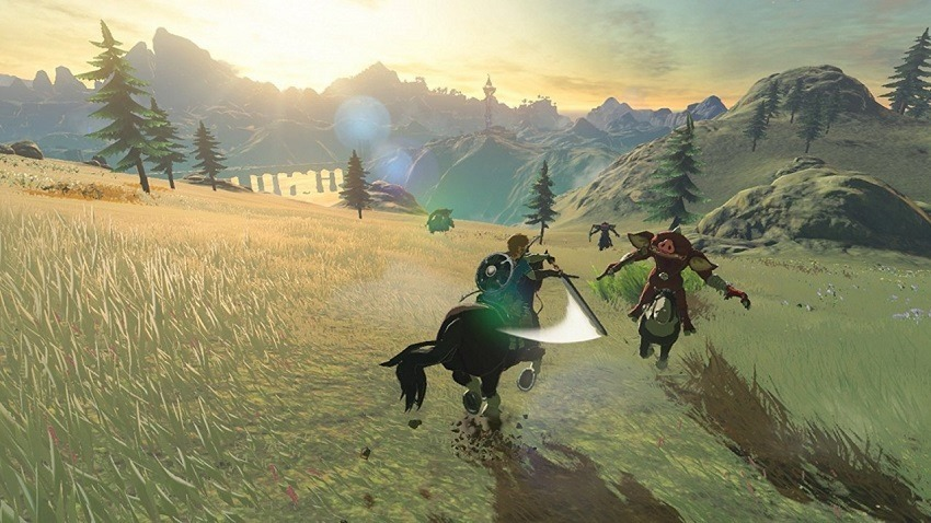 Breath of the Wild speedrunners are getting really fast