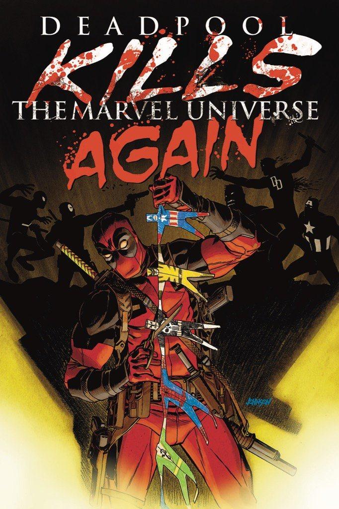 Deadpool kills the marvel unvierse (2)