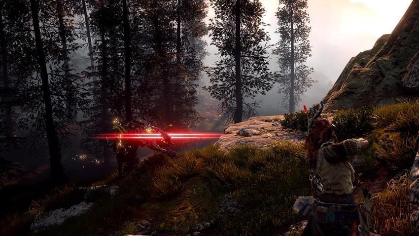 Horizon Zero Dawn Review 8