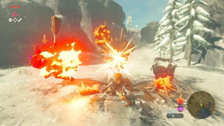 Legend of Zelda Breath of the Wild Review Round Up 5