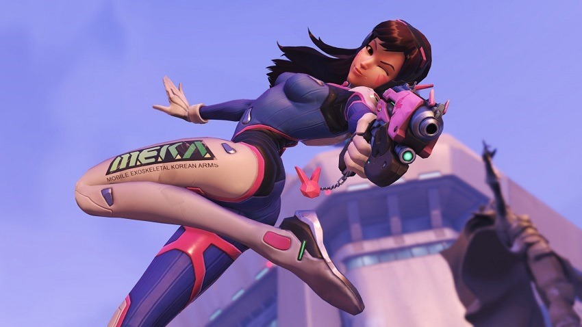 Overwatch on Switch could happen 2