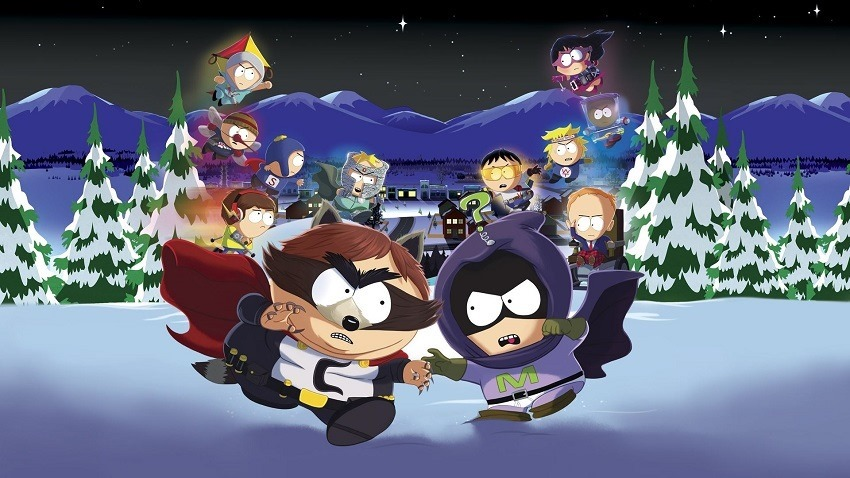 South Park The Fractured But Whole skipping Nintendo Switch 2