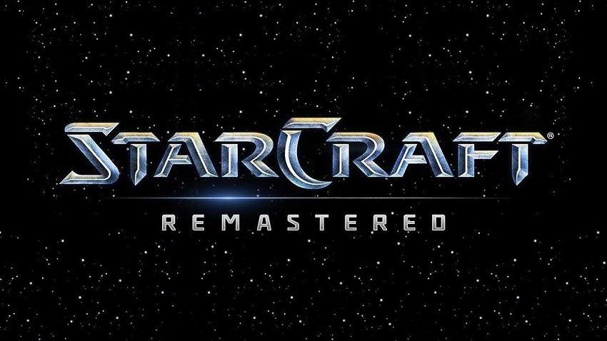 StarCraft remastered announced 2