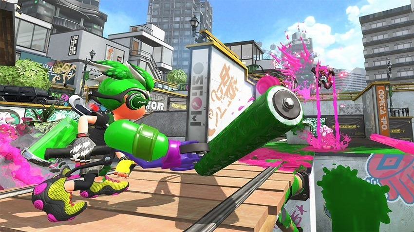 The high and lows of Splatoon 2's first Global testfire 2