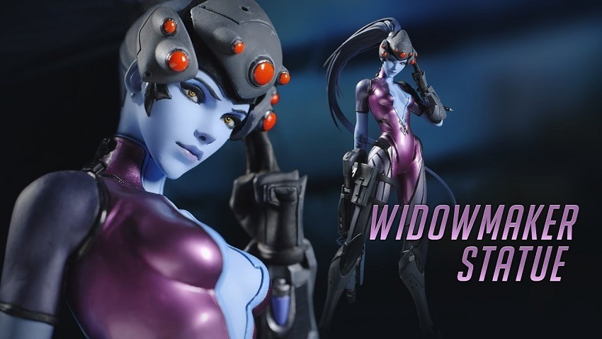 Widowmaker statue is simply magnifique 2