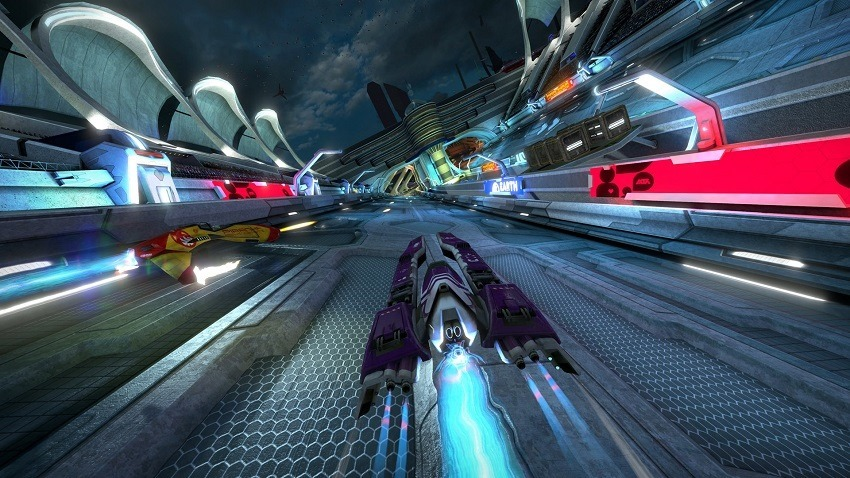 Wipeout Omega Collection release date revealed