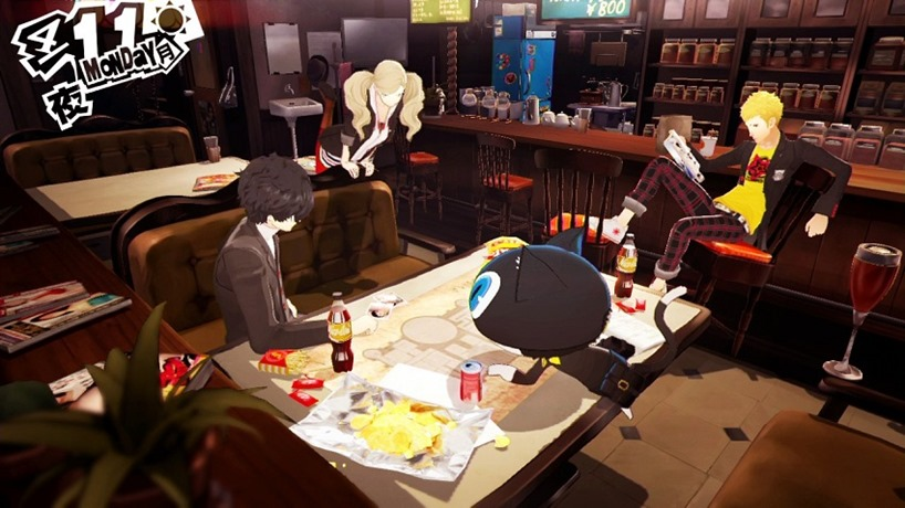 Atlus clmaping down on Persona 5 gameplay 2
