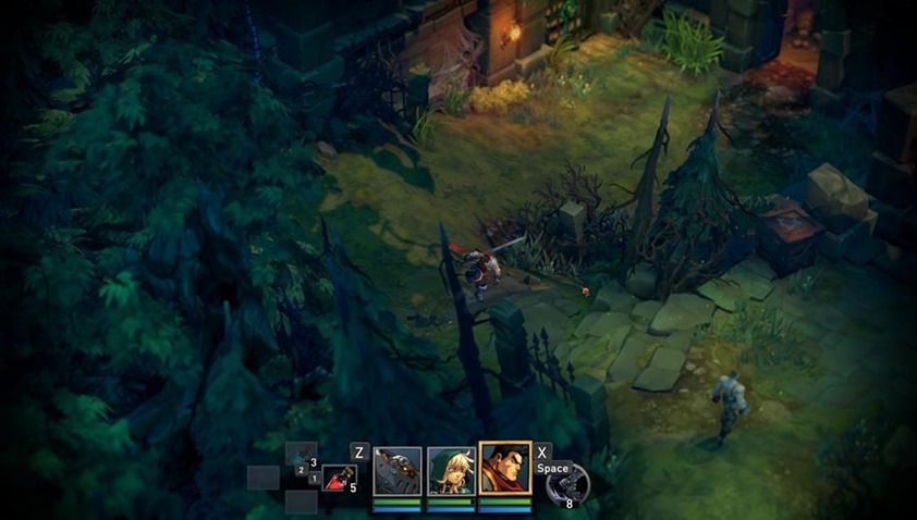 Battle Chasers (1)