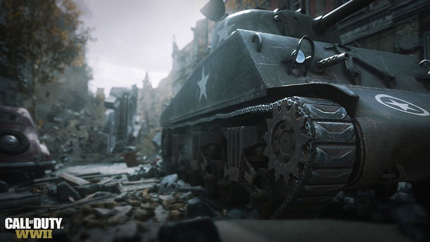 Call of Duty World War II revealed 2