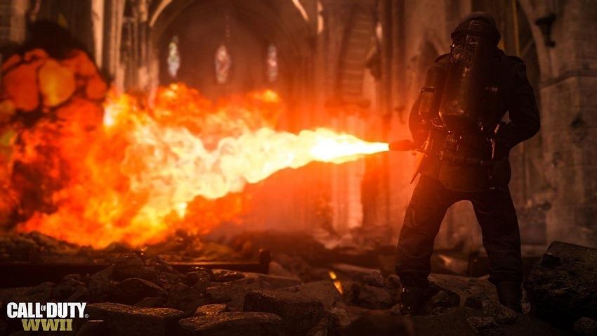 Call of Duty World War II revealed