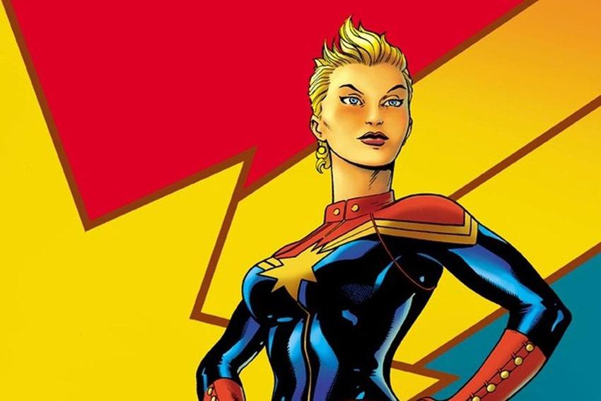 Captain Marvel (2)